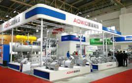 Orway refrigeration Beijing Refrigeration Exhibition