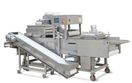 Japanese Fresh Breading Machine